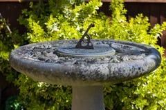 Stone Sundail Royalty Free Stock Photo