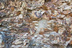 Stone Suns - unique geological formation Stock Images