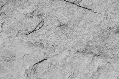 Stone surface. Black and white stone surface Royalty Free Stock Photos