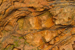 Stone surface colorful texture Stock Photography
