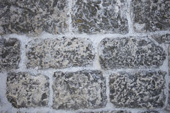 Stone surface for decorative works Royalty Free Stock Image