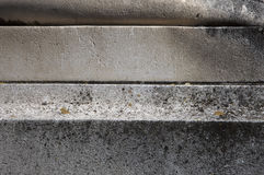 Stone surface. Detail of stone surface on column base royalty free stock photography