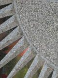 Stone surface texture Stock Images