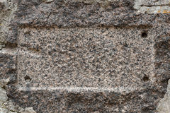 Stone surface Stock Photo
