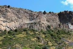Stone symphony, near Gndevank,Vayots dzor stock images