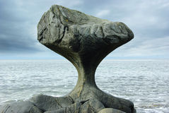 Stone Tail. Norway. On the photo:Stone Tail. Norway Stock Photography