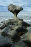 Stone Tail. Norway. On the photo:Stone Tail. Norway Stock Photo