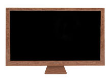 Stone television Stock Image