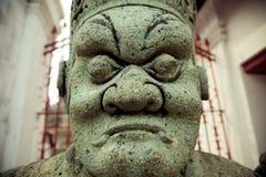 Stone Temple Guard Stock Photos