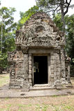Stone  temple siem reap cambodia angkor Stock Photo
