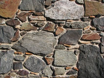 Stone texture 1. Beatiful stone wall texture. Great for backgrounds Stock Image