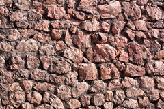Stone texture. Texture from stones and macadam Royalty Free Stock Images