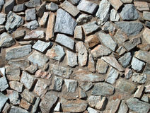 Stone Texture. An image of stone that shows texture and shape Stock Photo