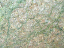 Stone Texture. Background with green marbling Stock Image