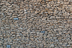 Stone texture. Texture of many little stones Royalty Free Stock Photo