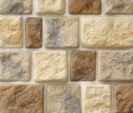 Stone texture. Stone structure of a wall close up Stock Images