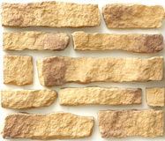 Stone texture. Stone structure of a wall close up Stock Image