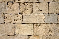 Stone texture. Sandstone texture royalty free stock photography