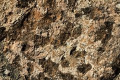 Stone texture. Close-up royalty free stock image
