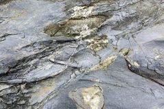 Stone texture background. In nature. Abstract pattern background Royalty Free Stock Photo