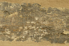Stone Texture Background. Tan, brown, and grey stone grunge Background Royalty Free Stock Photos