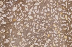 Stone texture, brown color royalty free stock photography