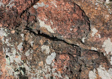 Stone texture closeup background Stock Photography
