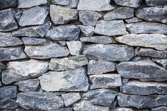 Stone texture or stone background for interior exterior decoration and industrial construction concept design. Stone motifs that occurs natural Stock Images