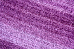 Stone Texture, Violet. Horizontal Lines / Curves Royalty Free Stock Photo