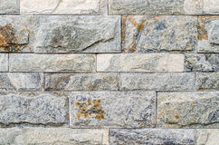 The stone texture  of wall Stock Photography
