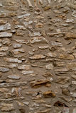 Stone texture in wall construction Stock Photos