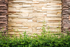 Stone texture, wall surface of old building Royalty Free Stock Photography