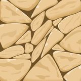 Stone Textured Background in Biscotti Brown Tone. This domestic uniform Stones background is a beautiful blend of Biscotti and Umber brown undertone perfect for Stock Photos