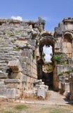 Stone theatre Stock Images