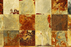 Stone tile. Very detailed stone tile background Royalty Free Stock Photography