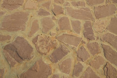 Stone tile Stock Image
