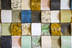 Stone tile Stock Images