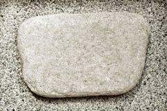 Stone tile grey Stock Photography