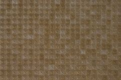 Stone Tile Pattern on Facade Stock Photos