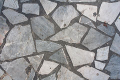 Stone tile pattern Stock Photography