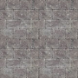 Stone tile seamless background Stock Photos
