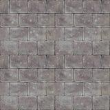 Stone tile seamless background. Stone floor tile seamless background pattern Stock Photos