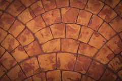 Stone Tile Wall Background Texture. Stock Photo