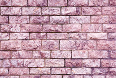 Stone  tiled wall Stock Image