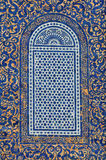 Stone Tiles. Mosaic, Fes city, Morocco Royalty Free Stock Photos