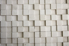 Stone Tiles. Square shaped stone tiles background Royalty Free Stock Photo