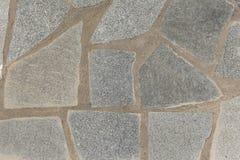 Stone tiles on the floor Stock Photo