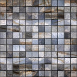 Stone tiles, stacked for seamless background Royalty Free Stock Photo