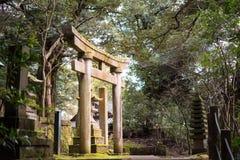 Stone torii Royalty Free Stock Photos