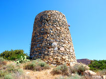 Stone tower Royalty Free Stock Photography